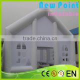 Inflatable party tent house,new point inflatable tent,inflatable lawn tent,inflatable camping tent