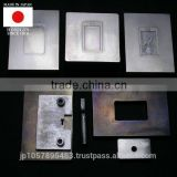 High quality and High-precision japanese mold making by engraving machine ,for professional craftsman