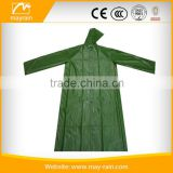 pvc adult waterproof long rain jacket raincoat                                                                                                         Supplier's Choice