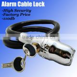 Cable Bike Alarm Lock