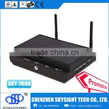 SKY-700D 7' lcd FPV 5.8G 32CH Diversity SKY-700D FPV 5.8G 32CH wireless video transmtter diversity receiver ,monitor and dvr