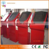 "17"",19"", 22"" self-service ticket printing touch screen kiosk terminal"