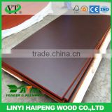 linyi best price film faced plywood, Peru market black film faced plywood, melamine plywood