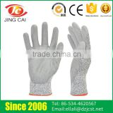 CE Certified Anti Cut 24g PU Coated Cut Resistant Glove for Glass                                                                         Quality Choice