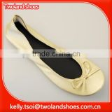 Plate flat bridal wedding shoes for wedding party