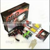 China Factory hid xenon kit AC 24v 35w hid headlight for all car h1 h3 h7 h4-1h11 9005 9006 single beam xenon bulb