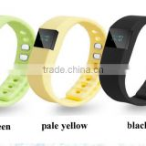 Smart Bluetooth Bracelet pedometer, calorie consumption, kilometers, sleep monitoring, long sleep, sleep quality,vibration alarm
