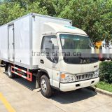 refrigerated box van truck,,freezer cargo van, ice cream van