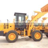 small excavator wheel loader/ZL925 2.5tong mini wheel loader/2500kg wheel loader with 0.7m3 bucket/small loading machine