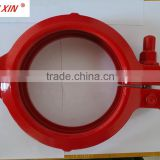 bolts and screw coupling for concrete pump pipe ,concrete boom pump