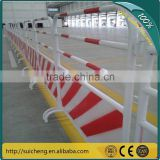 Guangzhou Factory Free Sample Concert Crowd Control Barrier Removable Pedestrian Barricade