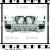 Body Kits for BMW E84 X1 09-ON (M-TECH Look) Front Bumper
