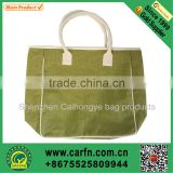 custom printed hemp bags wholesale for shopping