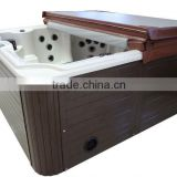outdor spa cover hot tub cover with 12 colors