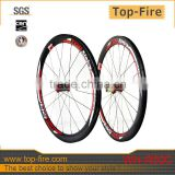 2014 hot selling and professinal racing 50mm Road bike carbon wheels,Road bike carbon wheels with high quality