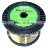 WSH010 EDM Brass Wire Electrode For Wire Cut Machines 0.10mm