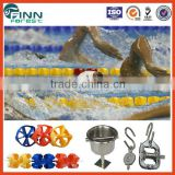 25m 50m Diameter 15cm competition swimming pool anti wave lanes and swimming pool lane rope                                                                         Quality Choice                                                     Most Popular