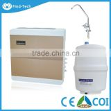 Water Machines with cover and LED control ro system water purifier with alkaline PH 8 filter