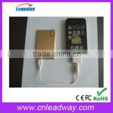 2014 latest private mould usb power bank 2 in 1