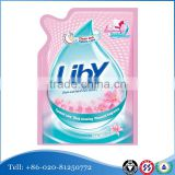 Liby High Effecient Eco-Friendly Laundry Detergent Liquid