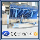 warehouse forklift stationary loading dock ramps