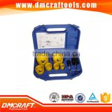 9 PCS BI-METAL hole saw set, core drill bits