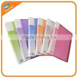 PP A4 best-selling document folder for presentation, clear display book