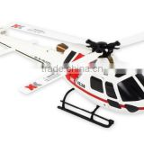 Original XK AS350 K123 6CH 3D 6G System Brushless Motor RTF RC Helicopter