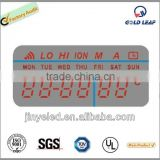 Chinese manufacturer high quality mini led clock display led digital clock display digital alarm clock led display