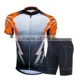 OEM sublimation professional sport wear wholesale cycling jersey