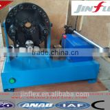 JINFLEX- CE ISO approved portable manual type Rubbe Hydraulic Hose crimping machine/hose crimper