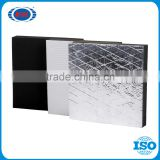 Guangdong China Lower Thermal Conductivity Rubber Flex Heat Insulation Sheet