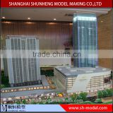 High rise commercial architectural scale model maker /commercial building scale model making