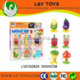 2014 new promotional products novelty items wind up Vegetable