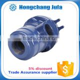 65A flange connection monoflow hydraulic steam rotary joint