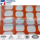 HDPE Construction Site Temporary Plastic Orange Safety Mesh Fence