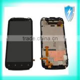 for HTC Sensation 4G LCD Screen Touch Screen Digitizer Assembly + Front Housing Panel US Cellular Parts
