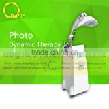 Skin Tightening Multifunction Led PDT Light Red Blue Yellow Skin Photon Skin Rejuvenation Led Light Therapy Machine 630nm Blue