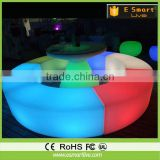 LED ILLUMINATED BAR FURNITURE/LED CORNER BAR/LED MOBILE BAR