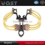 Powerful stainless steel slingshot,hunting slingshot