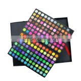 Cosmetic eyeshadow pallet for eye cosmetic 168 color