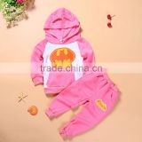 2017 new arrival baby clothes romper wholesale onesie girl boutique rose red winter children's baby clothing set