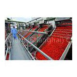 1 to 50 tons per hour tomato paste processing plant/strawberry processing line/chili paste production line