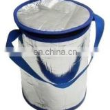Foldable Thermal Bucket Bag Keep Drink Cool Holder
