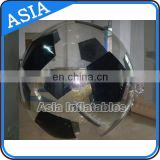 inflatable Water Soccer Bubble Ball with Reinforced Strips