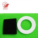 Die-cut adhesive hook and loop with high quality