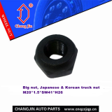 Japanese Truck Wheel Big Nut M20
