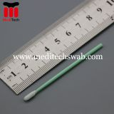 MINI RIGID HEAD KNITTED POLYESTER SWAB PS754