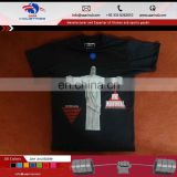 Customize Screen print custom designs T shirt factory