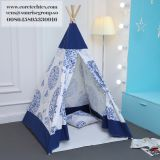 Classic Indian kids play teepee funny toy tent indoor kids play teepee